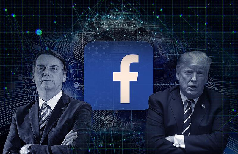"O Facebook e a suposta ""rede para manipular o debate público"""