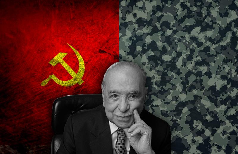 A relação de Roberto Marinho com comunistas e militares