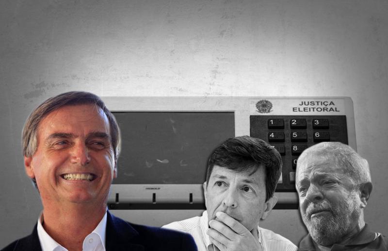 Por que grande parte dos brasileiros votaria em Bolsonaro?