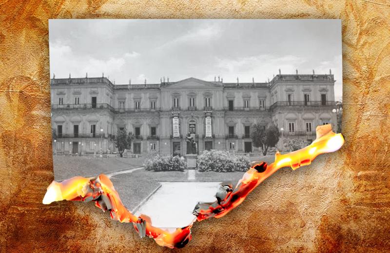 Patrimônio em chamas: entre a burocracia e o descaso