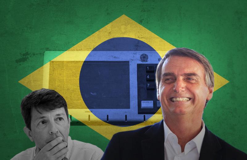 Quando um Liberal clássico trocou Amoêdo por Bolsonaro