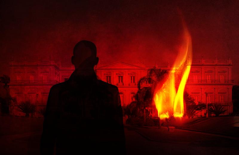 O incêndio no museu Nacional – a destruição do patrimônio histórico-cultural pelo Estado