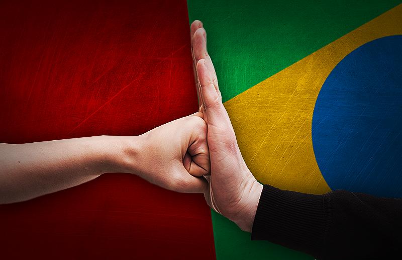 Será mesmo que é Bolsonaro quem está dividindo o país?