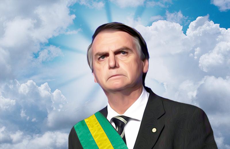 O messianismo antiliberal em torno de Jair Bolsonaro
