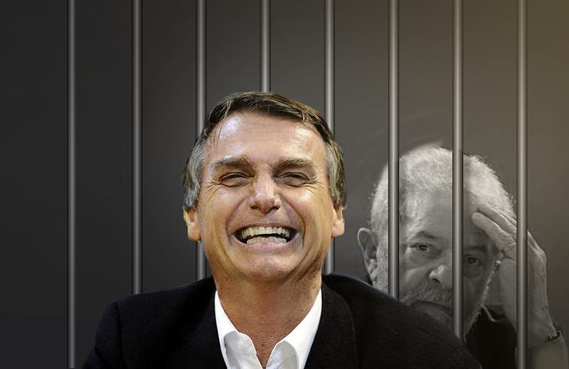 A ascensão de Bolsonaro incomoda a esquerda & Cia