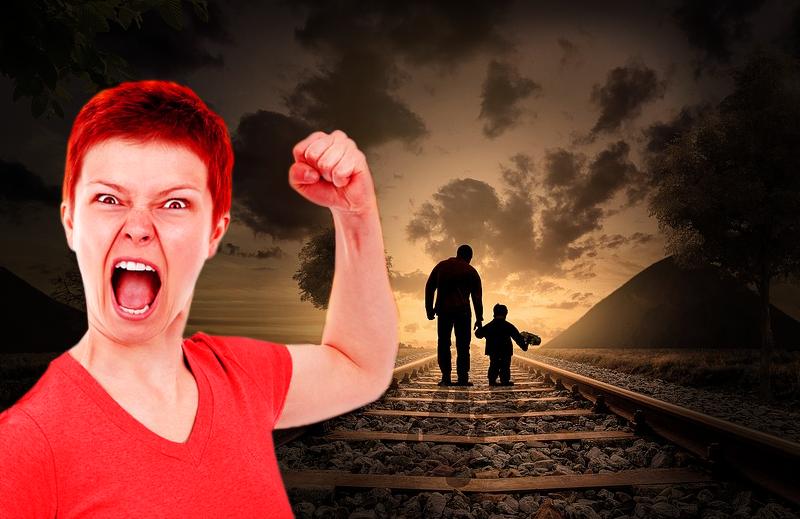 Qual o problema do pai ajudar a mãe na criação dos filhos?