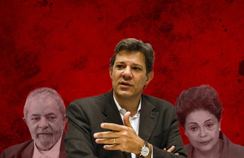 Fernando Haddad e a falta de autocrítica do PT