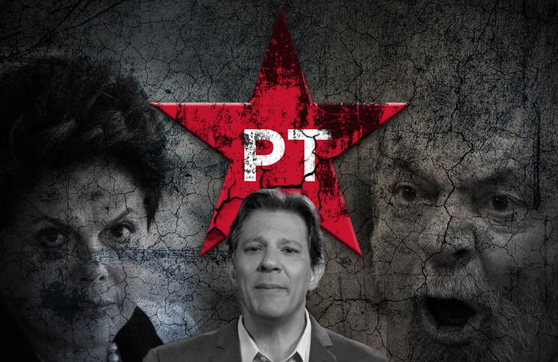 A volta do PT poderia representar o caos, inclusive para seus militantes