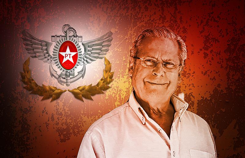 José Dirceu ameaça o Brasil