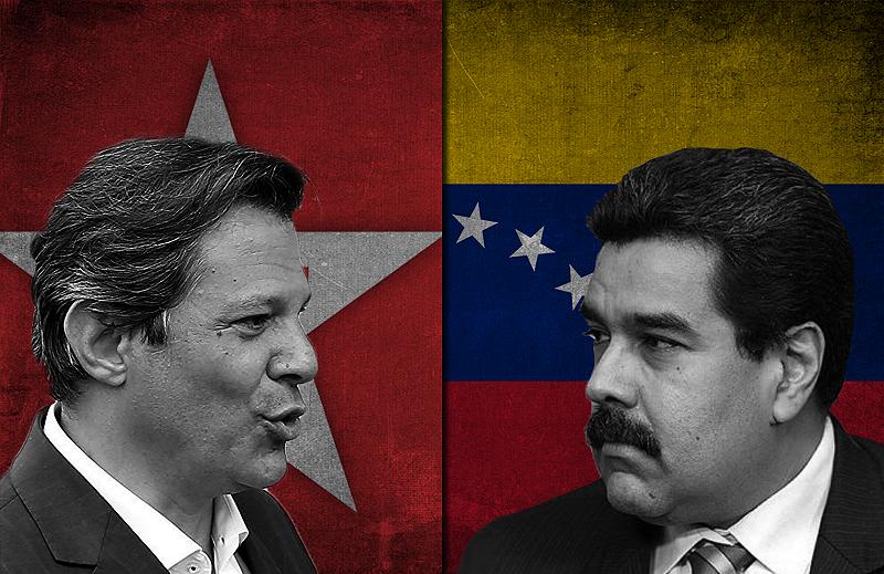 O caminho da Prosperidade ou o caminho da Venezuela: qual será sua escolha?