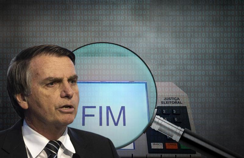 """O que Bolsonaro quis dizer com """"não aceitar passivamente"""", caso perca a eleição?"""