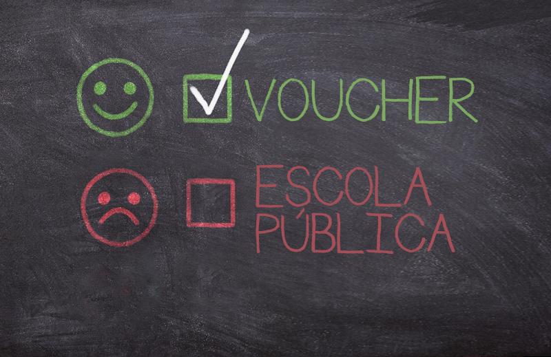 Sobre a escola pública e os Vouchers