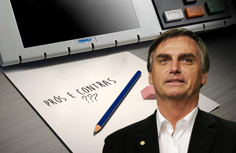 Por que o único caminho do Brasil agora é eleger Bolsonaro