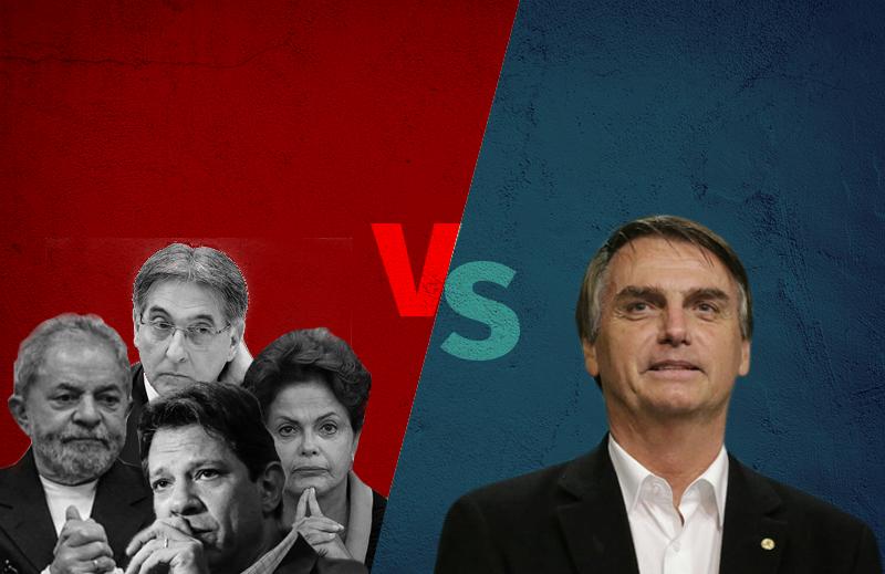 Jair Bolsonaro e a esperança de um Brasil de disciplina, ordem e progresso