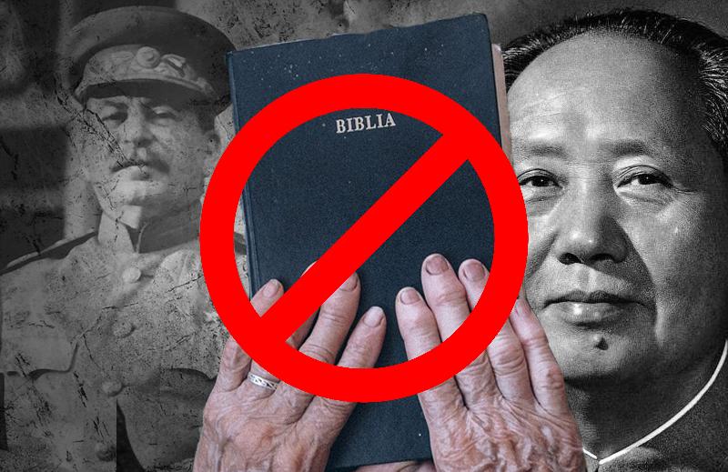 A perseguição aos cristãos nos países socialistas