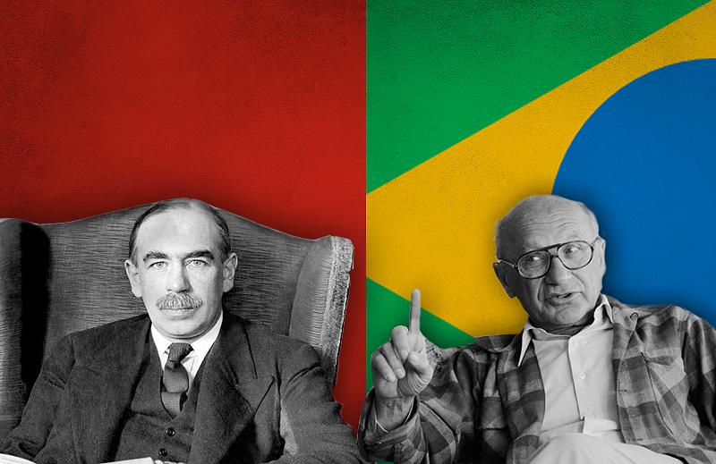 A decadência do keynesianismo e a ascensão das ideias liberais no Brasil