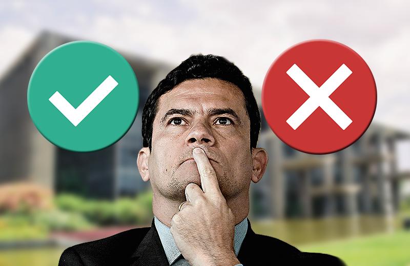 Os prós e contras de Sérgio Moro no Ministério da Justiça