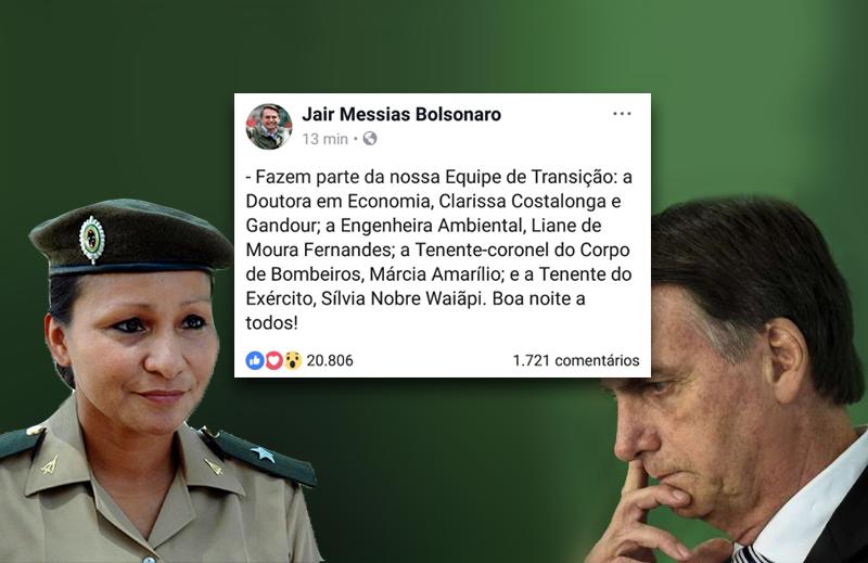 Integrante da equipe de transição de Bolsonaro é crítica severa do agronegócio