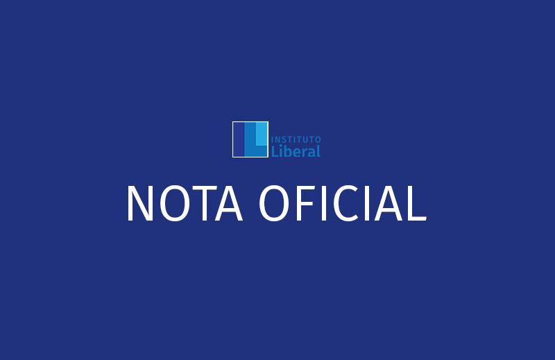 Nota oficial – Novo vice-presidente e diretor jurídico