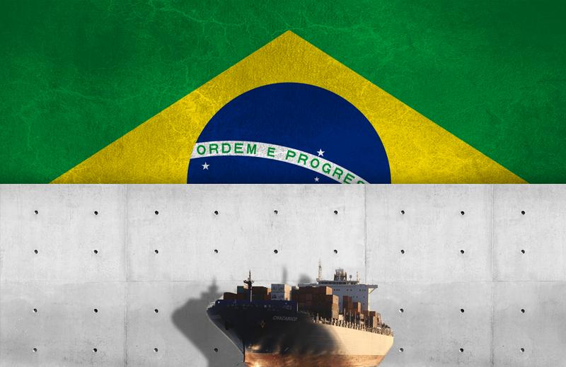 O preço de o Brasil ser a economia emergente mais fechada do mundo