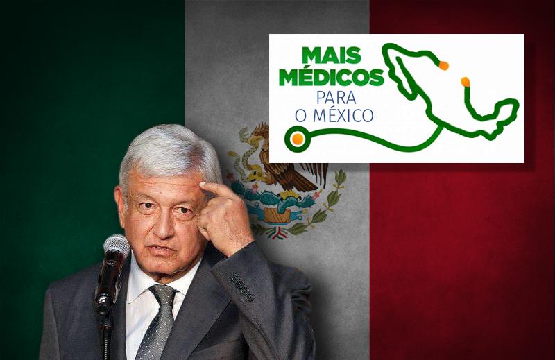 O México quer tomar o lugar do Brasil no esquema vermelho
