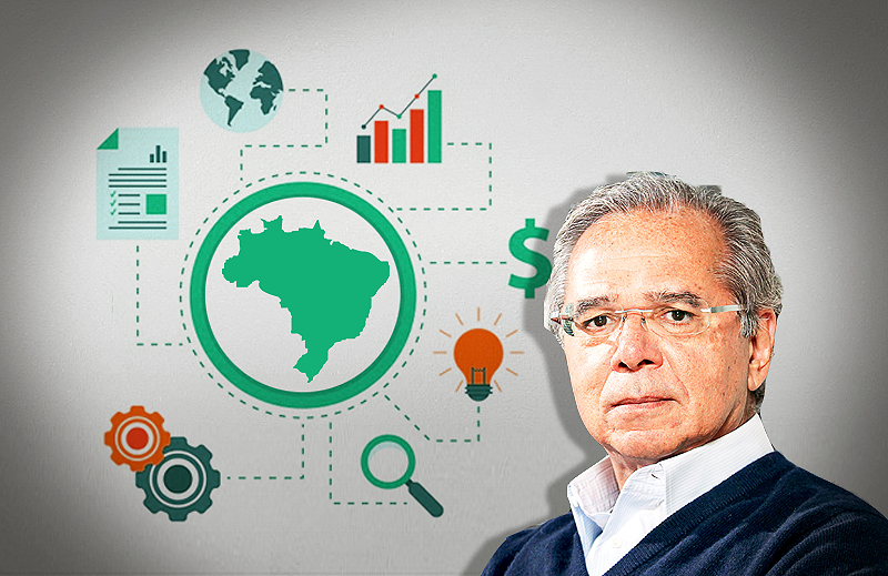 """A """"filosofia"""" de Paulo Guedes para a economia brasileira"""