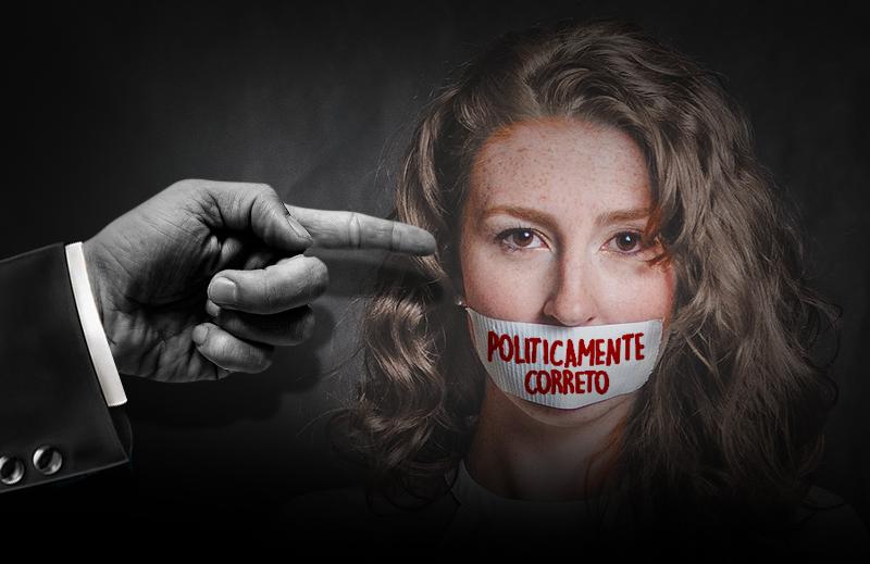Politicamente correto: o estado pode determinar o que você pensa ou fala?