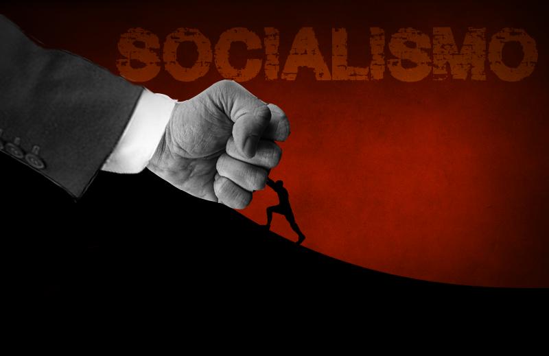 Por que socialismo é sinônimo de violência?