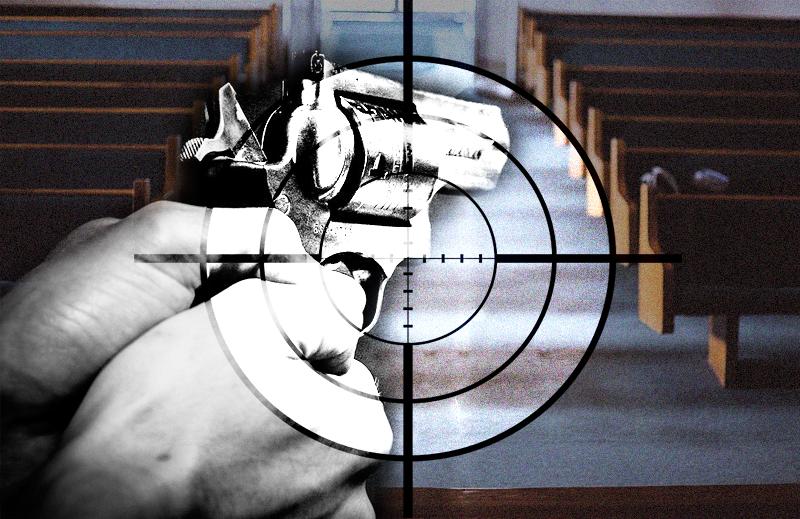 O matadouro de ovelhas e o acesso às armas