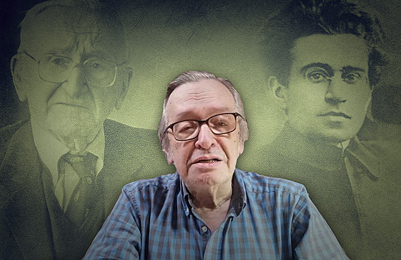 Ainda sobre o equívoco de Olavo de Carvalho e Antonio Gramsci