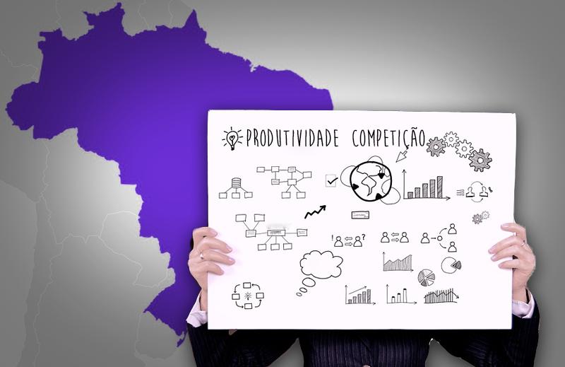 Produtividade: as empresas brasileiras precisam de mais competição