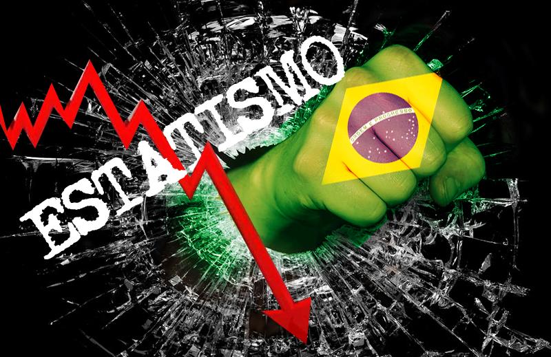 O estatismo e a estagnação econômica