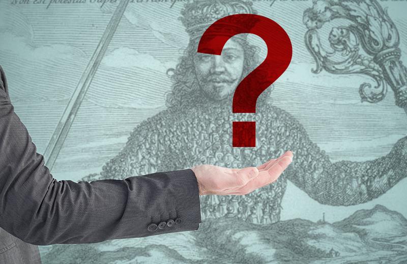 Se o liberalismo é tão bom, como se explica sua substituição pelo Estado-leviatã?