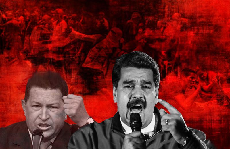 O que impera na Venezuela é o estado de anomia