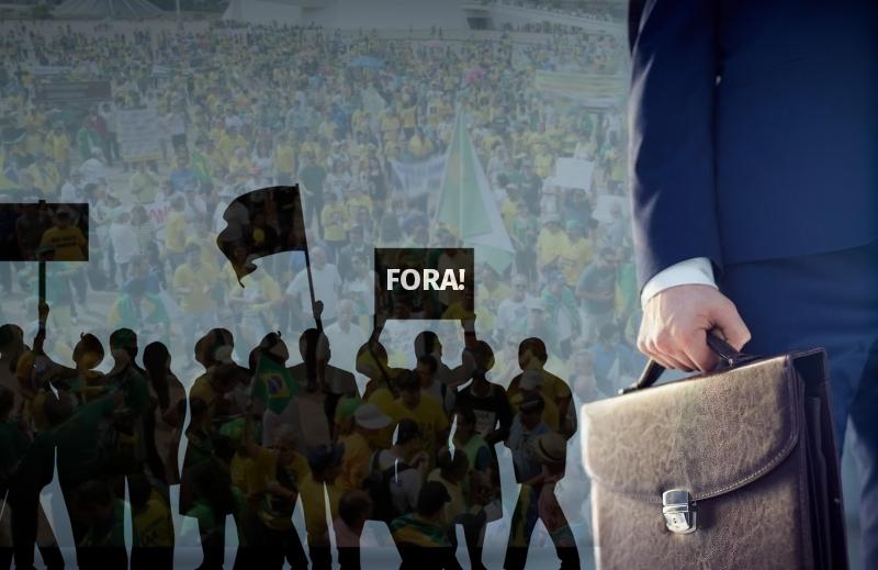 E se os políticos deixassem de existir no Brasil?