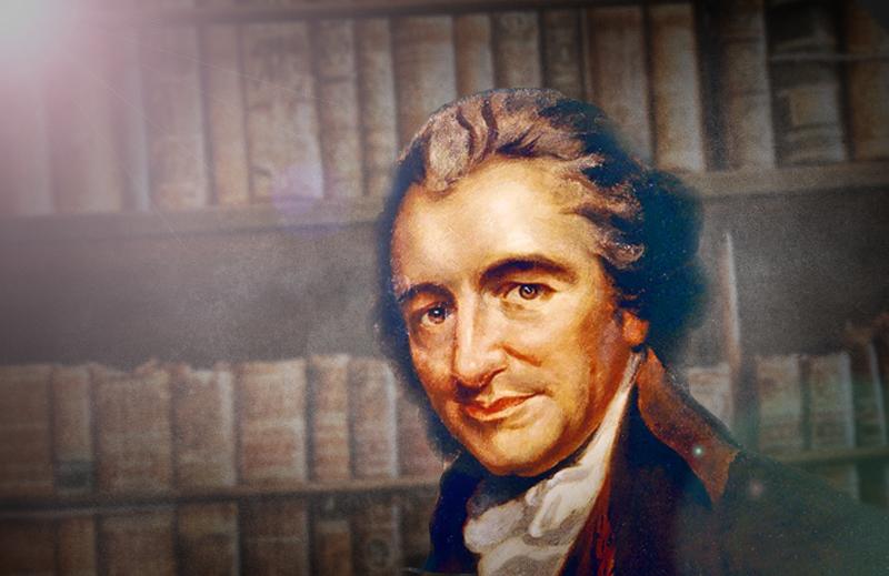 Série heróis da liberdade: Thomas Paine