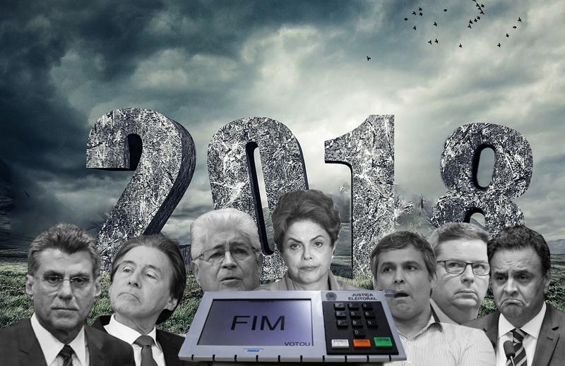 2018 foi um bom ano para a Liberdade no Brasil?
