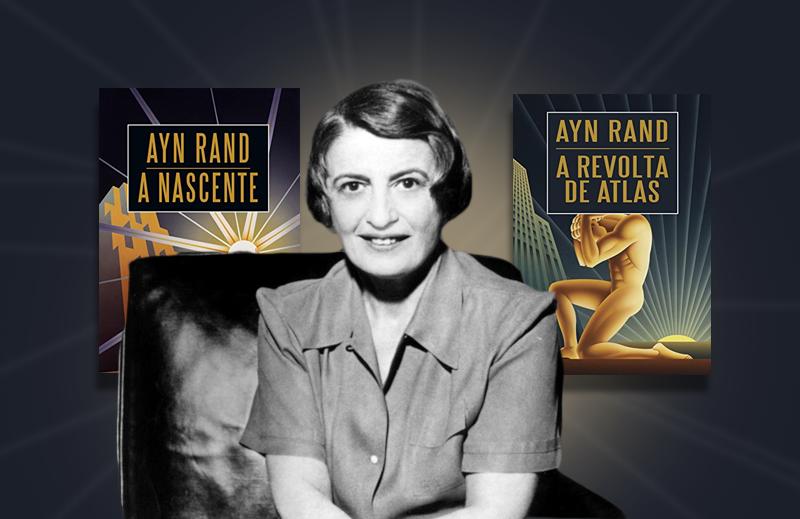 Homenagem aos 114 anos do nascimento de Ayn Rand