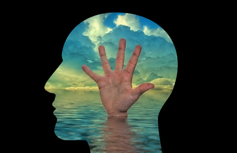 A força das ideias nas mentes à deriva