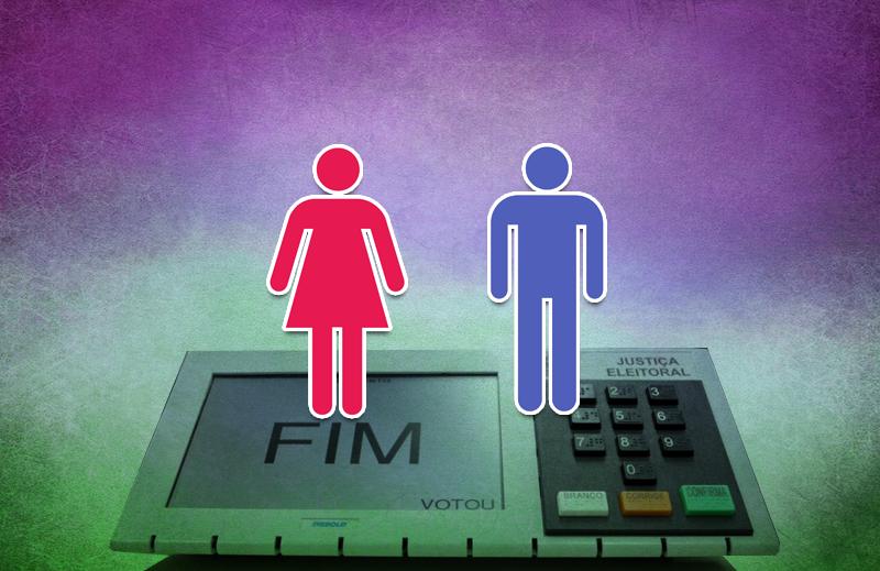 Unindo o útil ao agradável: cotas para mulheres na política