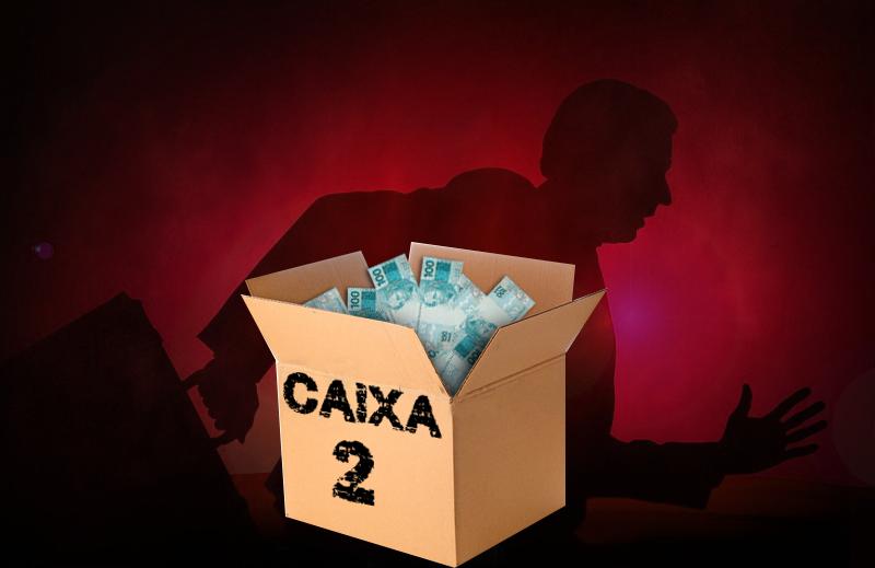 Caixa 2 e Corrupção, o que se vê e o que não se vê