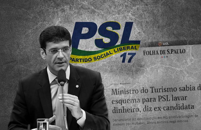 Por que não devemos relativizar a crise do PSL e nem promover a desmoralização da imprensa?
