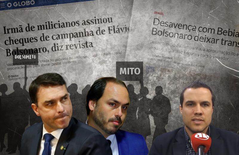 De novo o messianismo antiliberal da família Bolsonaro