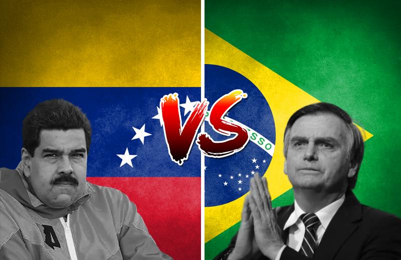 Seria viável um confronto contra a Venezuela?