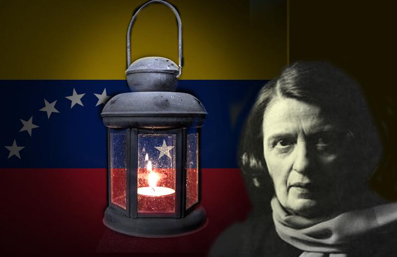 A Venezuela vive o colapso