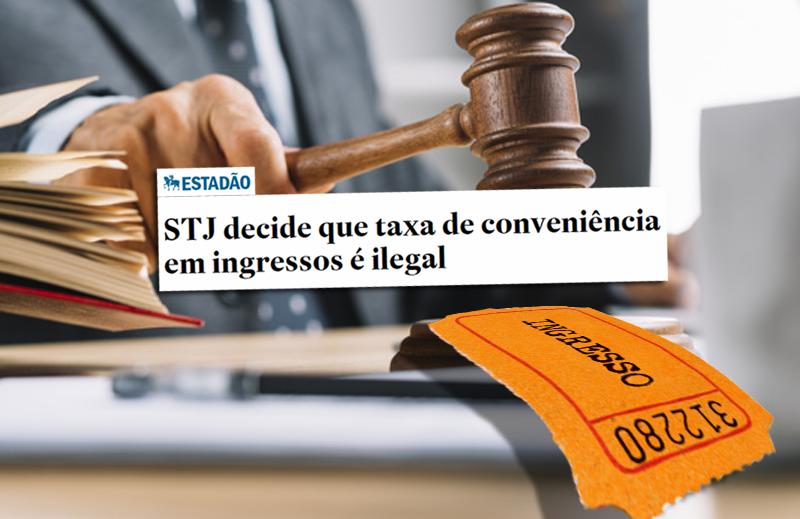 O Brasil é um país desanimador: STJ torna ilegal a taxa de conveniência em ingressos