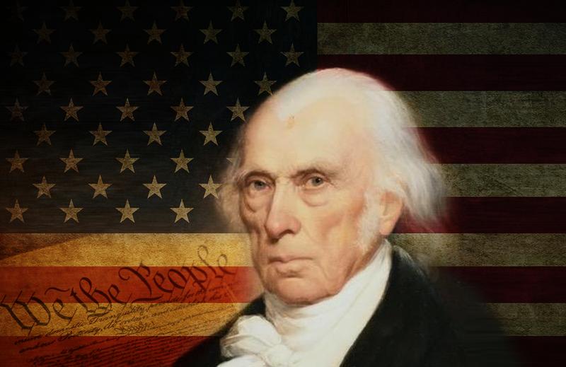 Série heróis da liberdade: James Madison