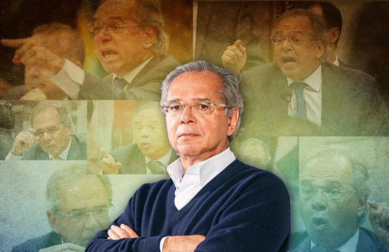 A performance de Paulo Guedes e uma crítica ao PSL