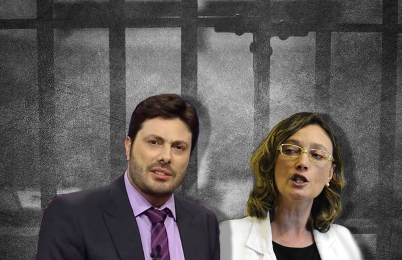 Danilo Gentilli, Maria do Rosário e a liberdade de expressão