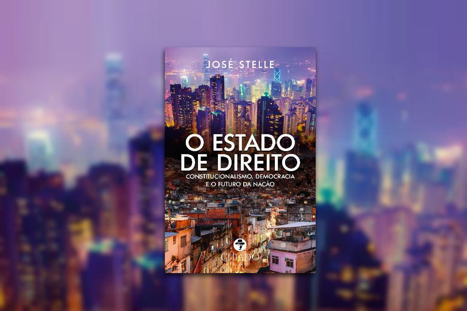 """""""O Estado de Direito"""": lançado livro de cofundador do Instituto Liberal"""